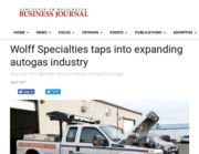Wolff Specialties taps into expanding autogas industry