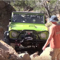 Jake\'s bad ass Early Bronco Moab